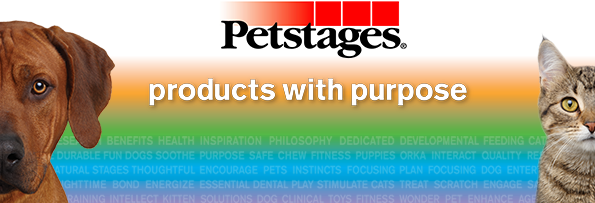 Petstages Products with Purpose