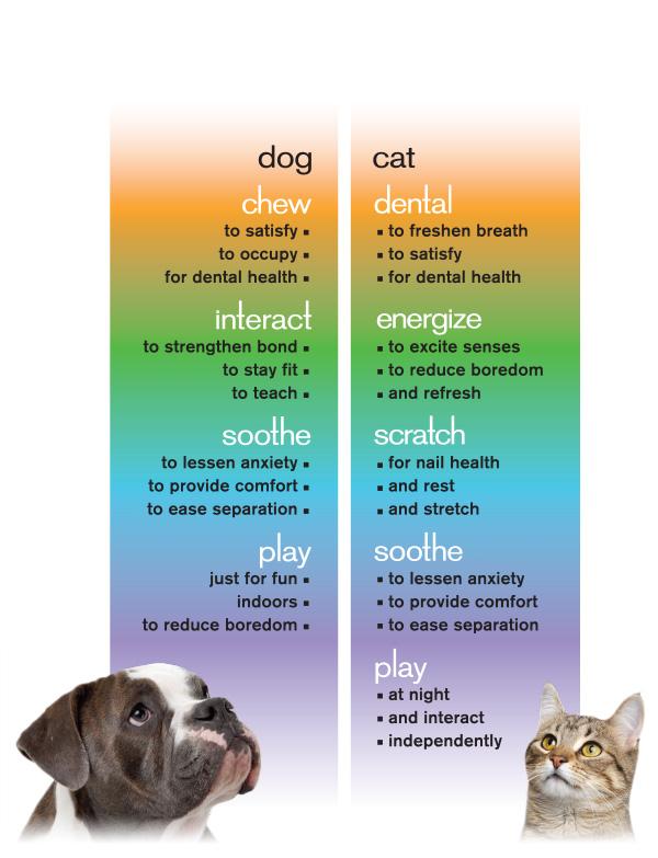 Petstages New Categories
